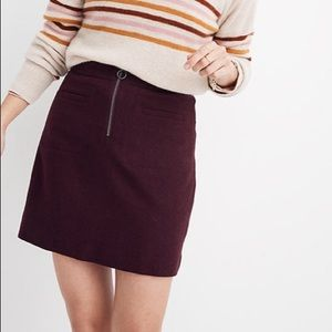 Madewell Fireside Skirt